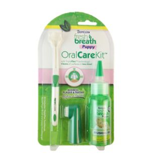 Puppy Oral Care kit