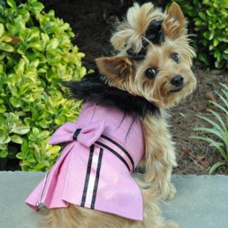 Pink Bow Coat